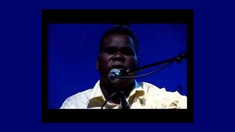 Gurrumul – Djarimirri (Live, 2006)