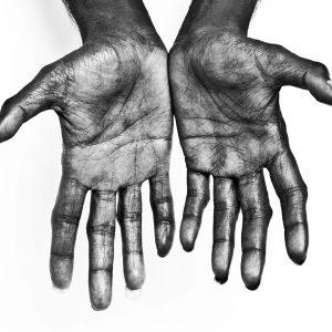 Gurrumul Hands
