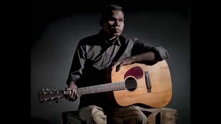 Gurrumul Interview on NPR for 'All Things Considered'