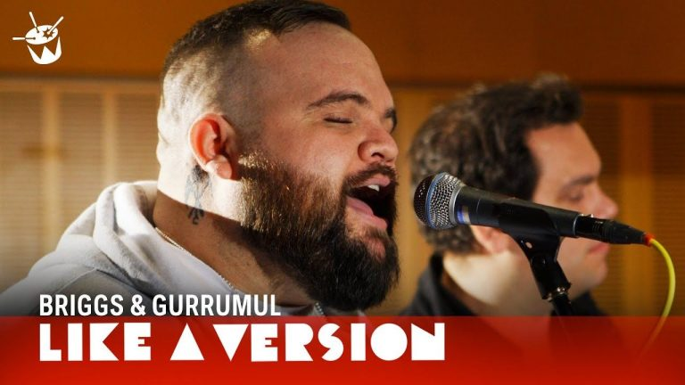 Briggs & Gurrumul – 'The Hunt' (Triple J 'Like A Version')