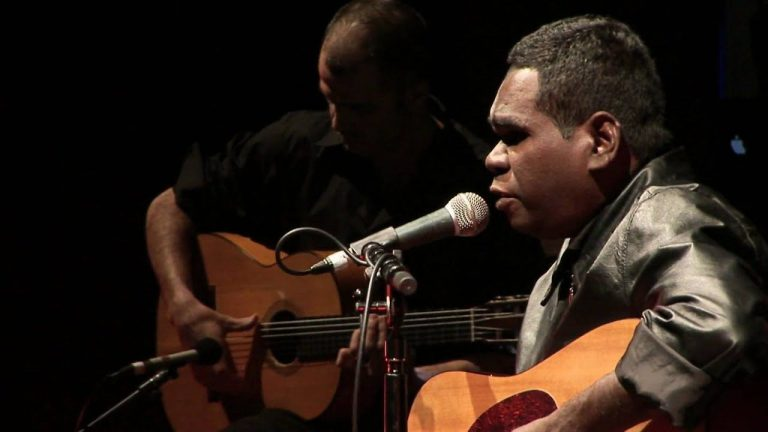 Gurrumul – Bapa (Live, 2008)